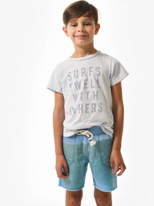 Sol Angeles Kids Swell Lines Short