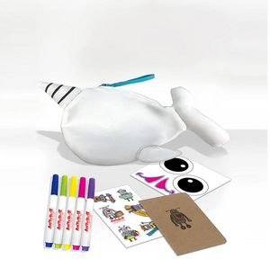 Artsbot Make Your Own Narwhal Wristlet