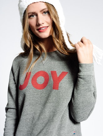 Sol Angeles Joy Pullover In Heather