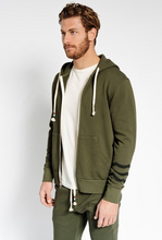 Load image into Gallery viewer, Sol Angeles Sol Essential Hoodie in Military