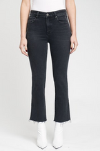 Load image into Gallery viewer, Pistola Lennon High Rise Crop Boot Cut In After Dark