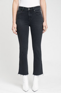 Pistola Lennon High Rise Crop Boot Cut In After Dark