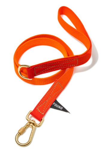 Found My Animal Cotton Dog Leash, Standard