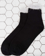 Load image into Gallery viewer, Free People Whisper Border Socks
