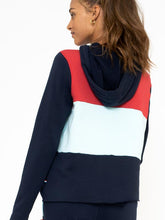 Load image into Gallery viewer, Sol Angeles Color Block Hoodie in Multi