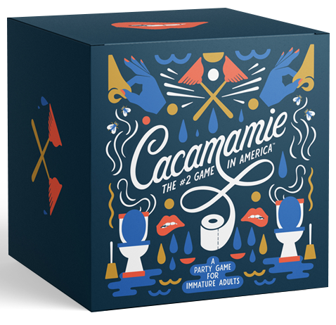 Cacamamie - The #2 Game in America
