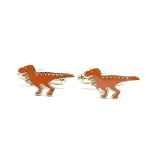 Curated Basics T-rex Cufflinks