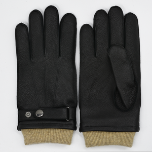 Curated Basics Deerskin Leather Glove