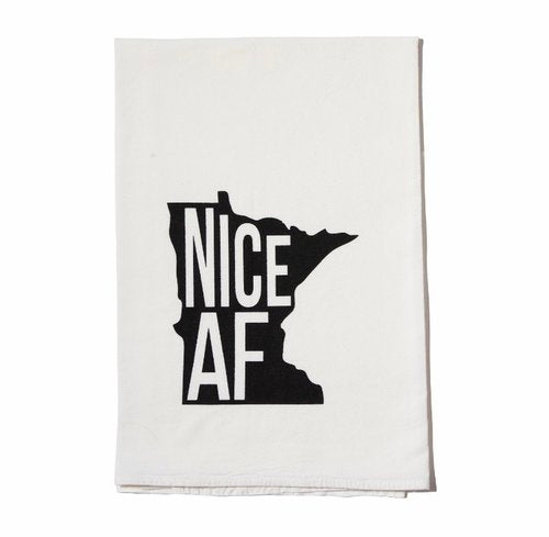 North Coast Soul Nice AF Kitchen Towels