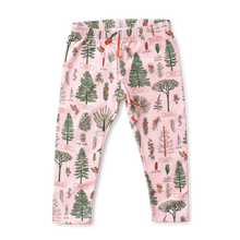 Load image into Gallery viewer, Piccolina Botany Themed Printed Leggings