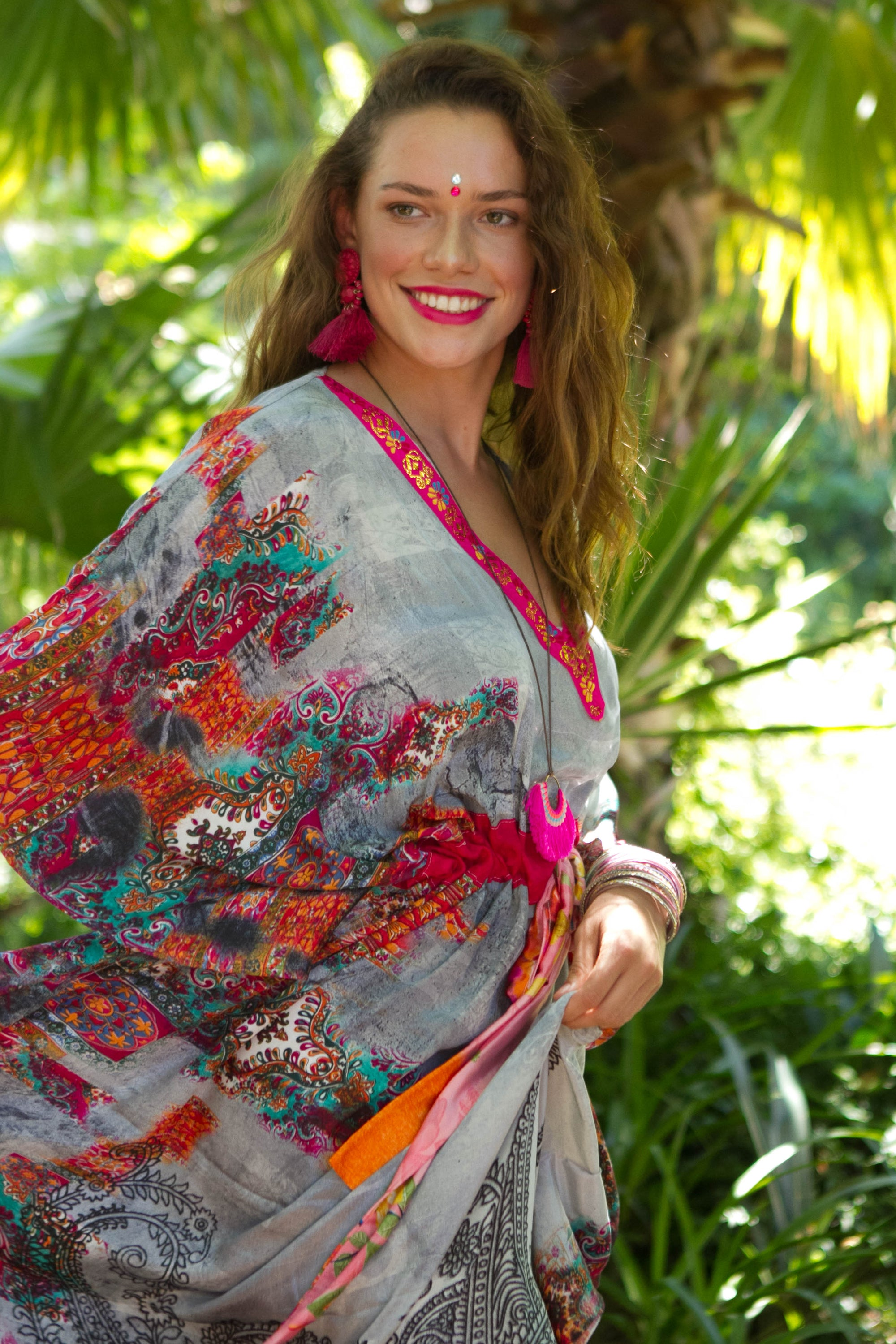 The Gypsy Long Bespoke Kaftan