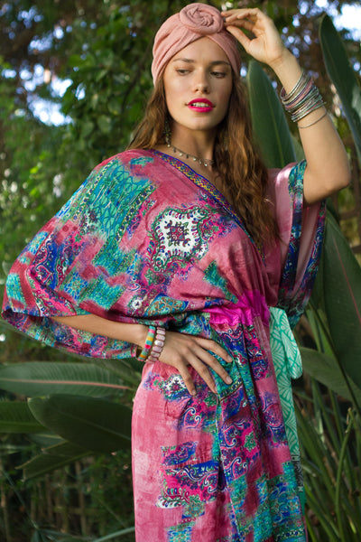 The Gypsy Short Bespoke Kaftan