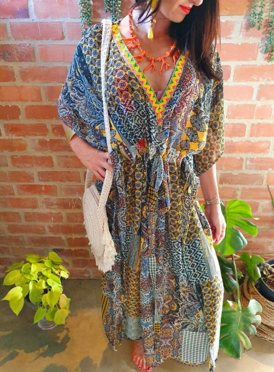 The Namaste Long Kaftan