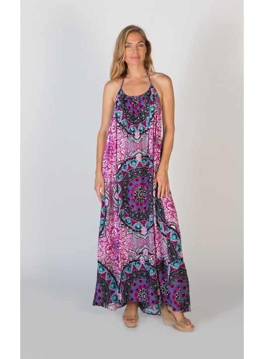 Allonia Long Dress