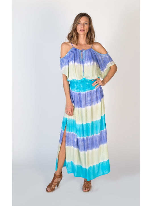 Nozella Long Dress