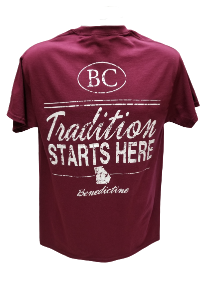 Wm Tradition Starts Tee