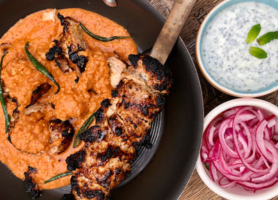 Murgh Makhani – Butter Chicken Curry