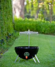 ProQ Frontier V4 BBQ Smoker With Flip n Grate Base