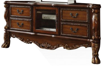 Acme Dresden TV Console in Cherry 91338 image