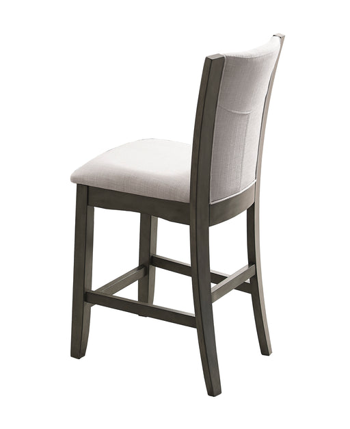 CAMELIA COUNTER HEIGHT CHAIR GREY image