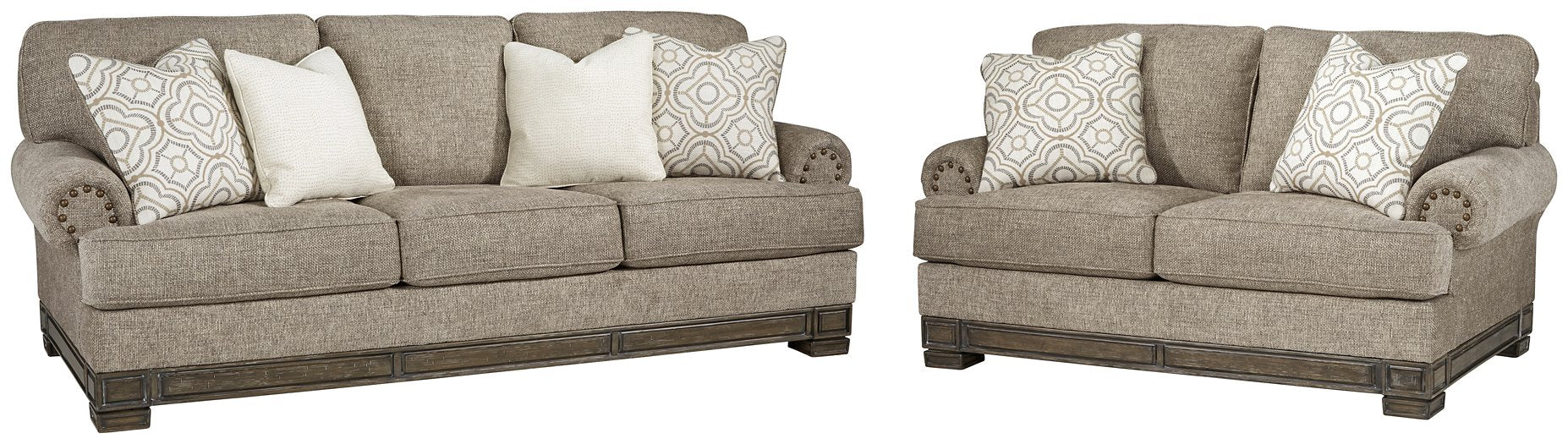 Einsgrove Signature Design 2-Piece Living Room Set image