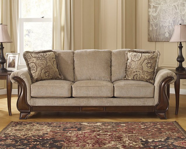 Lanett Signature Design by Ashley Sofa image