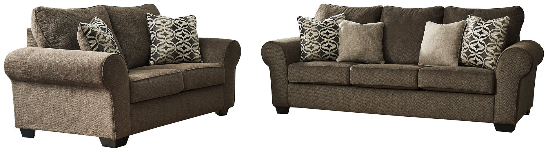 Nesso Benchcraft 2-Piece Living Room Set image