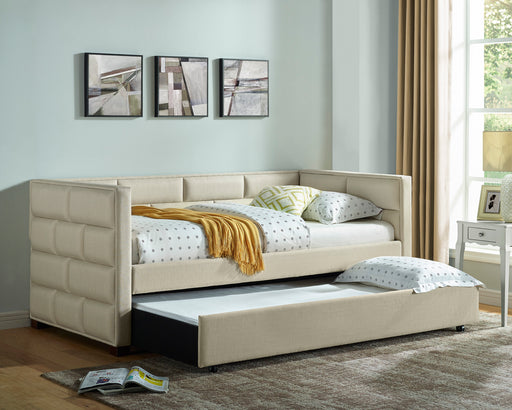 FLANNERY IVORY DAYBED BACK SIDE RL image