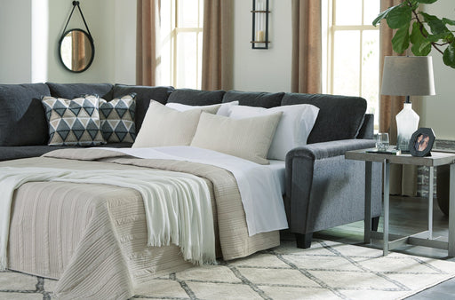 Abinger Millennium by Ashley 2-Piece Sleeper Sectional with Chaise image