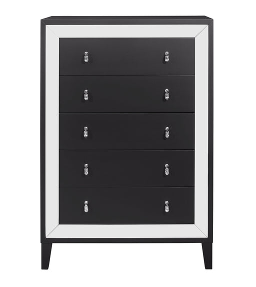 CATANIA CHEST BLACK image