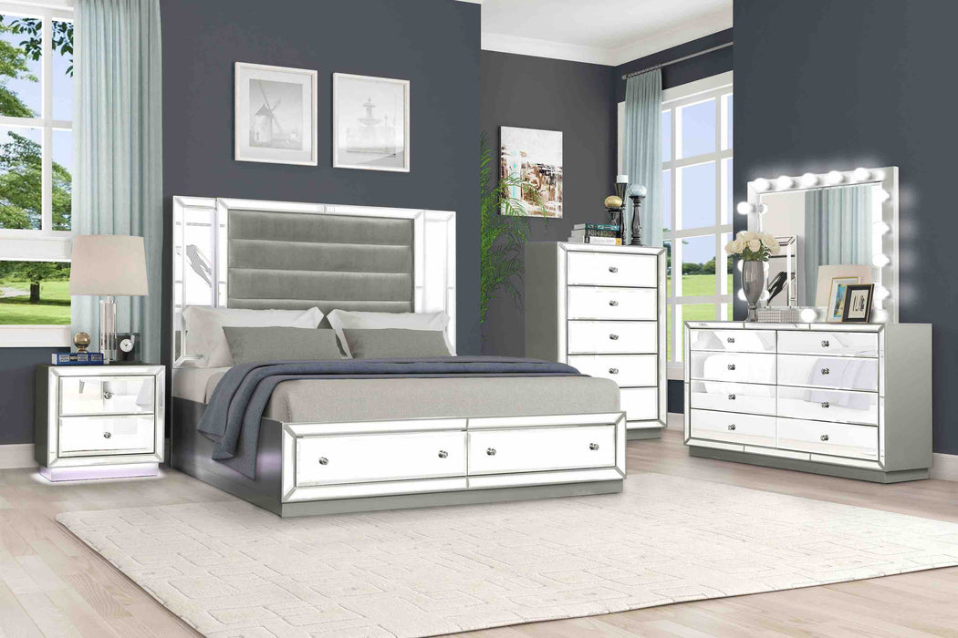 Infinity Queen 5-Piece Bedroom Set