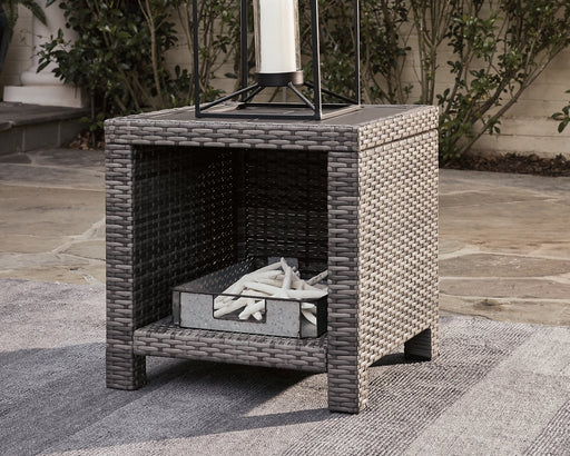 Salem Beach Signature Design by Ashley Outdoor End Table image