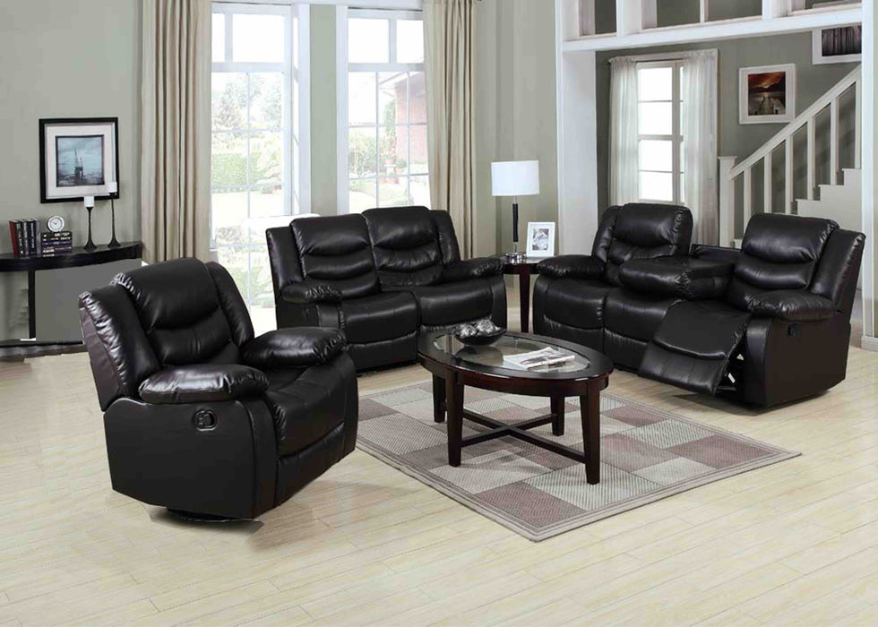 Paco 3-Piece Living Room Set