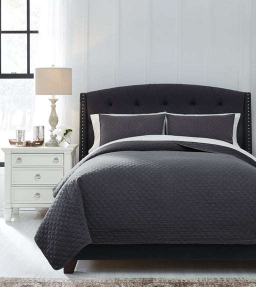 Ryter Signature Design by Ashley Coverlet Set Queen image