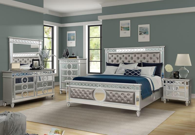 Symphony Queen 5-Piece Bedroom Set