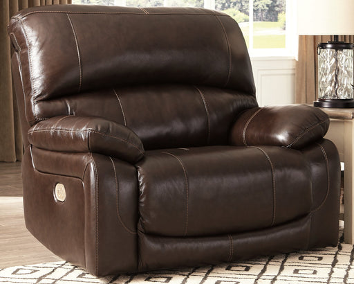 Hallstrung Signature Design by Ashley Recliner image