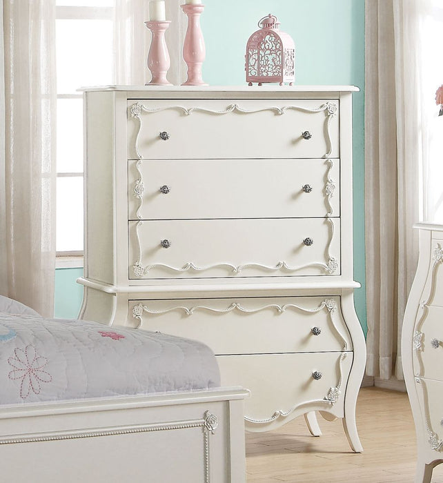 Acme Edalene Chest in Pearl White 30515 image