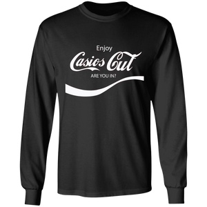 REFRESHING Long-Sleeve Tee