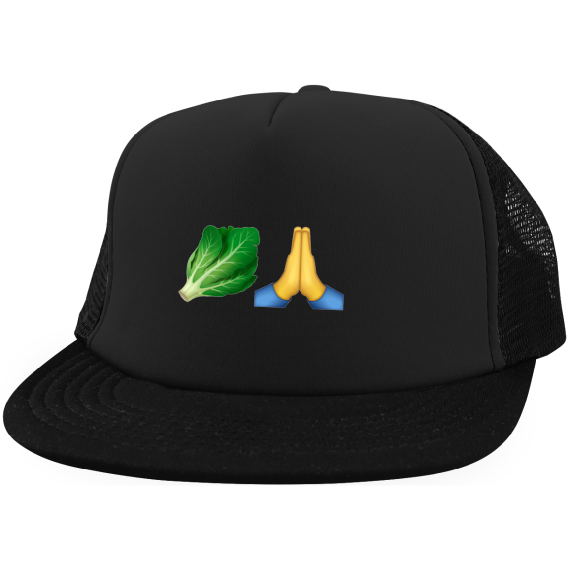 Lettuce Pray Trucker Hat with Snapback