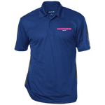 CANDYLICKER Performance Three-Button Polo