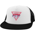 80s Trucker Hat with Snapback
