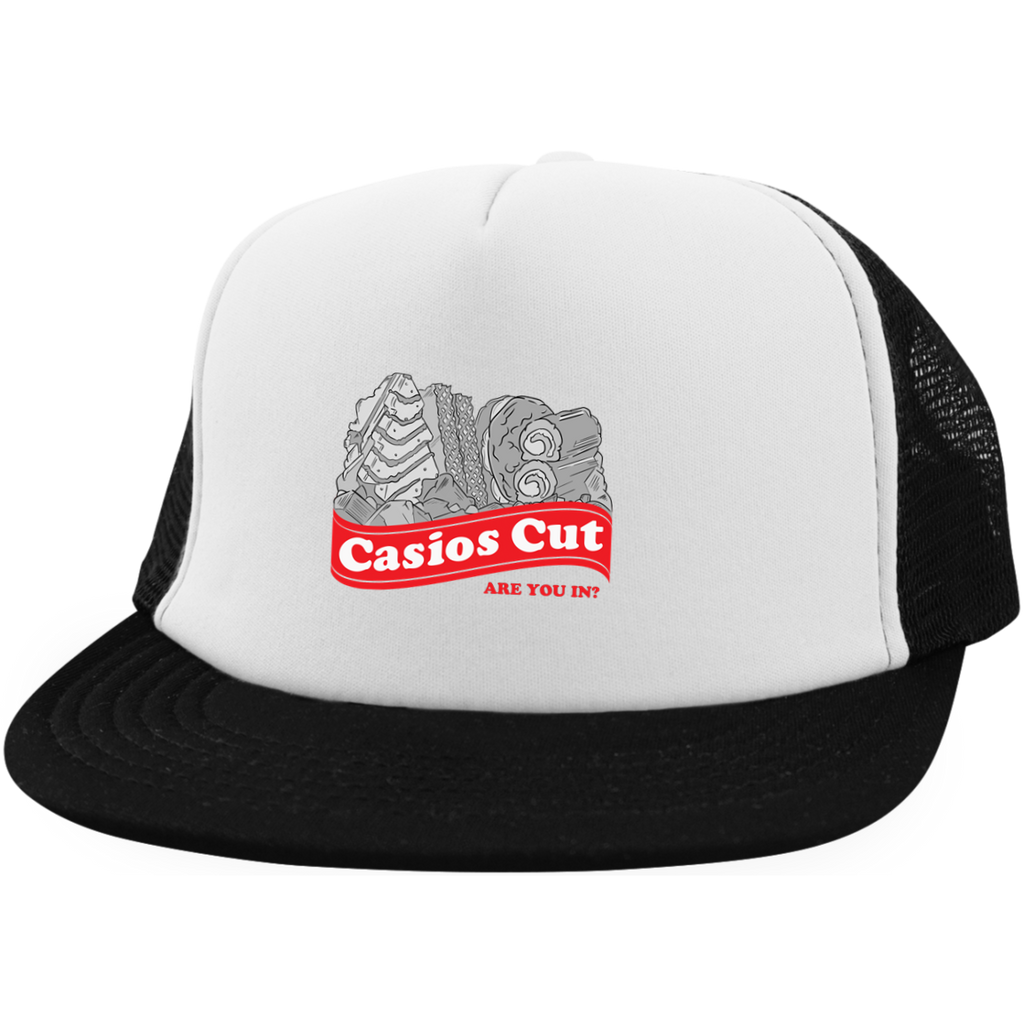 Rushmore Trucker Hat with Snapback