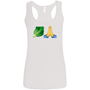 PRAY Ladies' Softstyle Racerback Tank