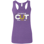 ELITE Ladies' Softstyle Racerback Tank