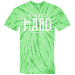 HARD 100% Cotton Tie Dye T-Shirt