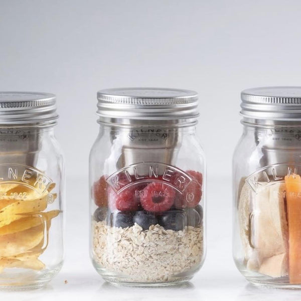 Food on-the-go Jar