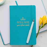 Fuel Your Fire Notebook