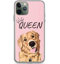 Load image into Gallery viewer, Custom Pet iPhone Case