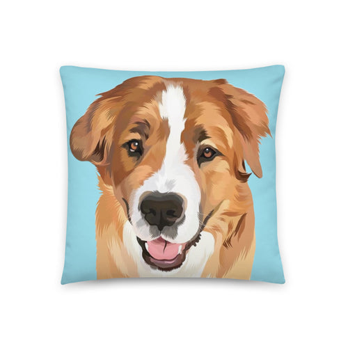 Customized Products Featuring Your Pet - Pet Pillow Factory