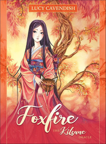 Foxfire, Kitsune Oracle Deck by 	Cavendish
